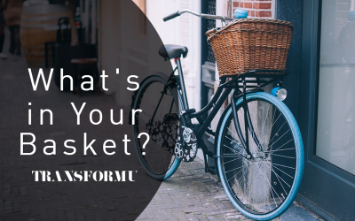 What's in Your Basket? 3 Steps to Overcoming the Comparison Trap
