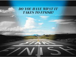 Transform University Life Coaching Blog What It Takes To Finish