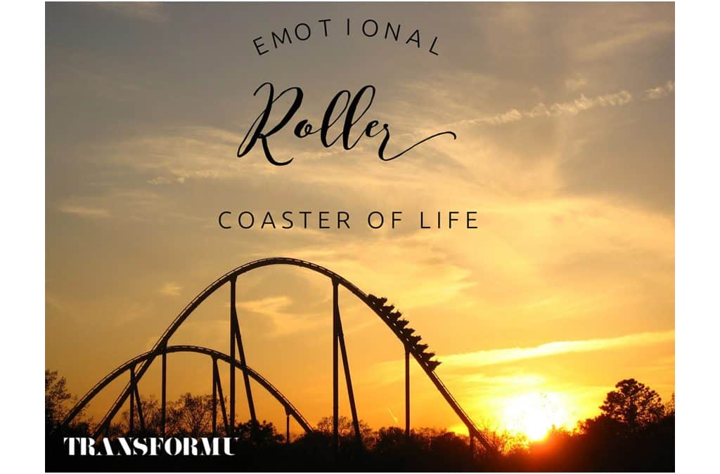 How to Conquer the Emotional Roller Coaster of Life and Finish Strong
