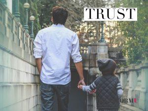 Trust and Multiple Yourself - Rita Hudgens Life Coach